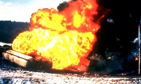 BLEVE: το φαινόμενο που προκαλεί έκρηξη