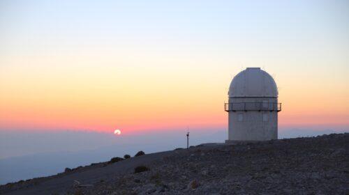 1o Σχολείο Αστροφυσικής Κρήτης