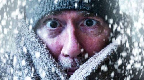 Πόσο κρύο αντέχει ο ανθρώπινος οργανισμός;