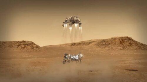 Perseverance: αναζητώντας σημάδια ζωής στον Άρη