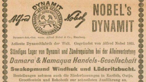 """Η """"καταστροφική"""" επιμονή του Nobel για τη δυναμίτιδα"""