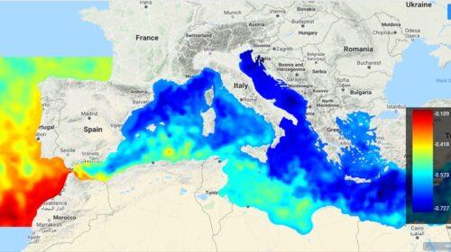 Το φαινόμενο της παλίρροιας στη Μεσόγειο